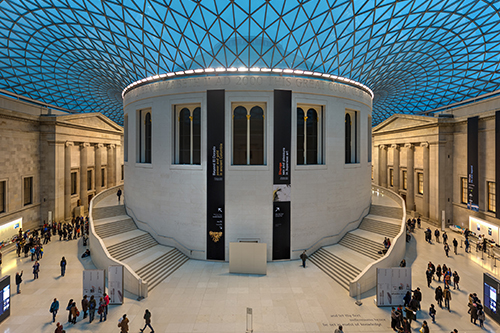 British Museum Great Court London